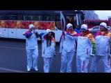 Метро Казань приветствует спортсменов-факелоносцев